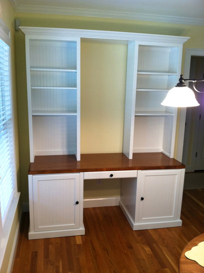 Office Amp Bookcases Unfinished Business Of Cape Cod